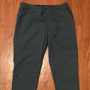 Gap jogger typed gray size medium pants.
